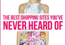 Online Shopping Sites / Shopping sites, online