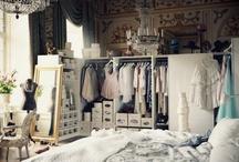 closets / by Julie Reeves Belfer