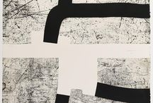 Eduardo Chillida Basque Artist / Abstract
