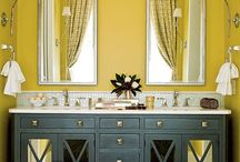 Bathrooms / This is a collection of lovely bathrooms! / by the Queen City Style