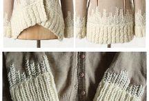 craft: crochet & knit / crocheting & knitting  / by Faith Adams