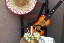Mexican Party themed / Mexican Party themed ideas / by Ennaleh Setnop