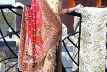 Indian Wedding Dress / Indian wedding dresses for ladies as well as a wide range of mens' apparel and garments. Wedding wear for women includes a wide variety of choices like lenghas, both traditional and modern, salwars, both regular and patialas, churidar kurtas including anarkalis and, of course, sarees. And for men includes sherwani, suits and dhoti kurtas.