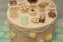 Torták cukrászoknak