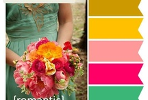 Wedding Colors / by Heather (Riley) Howes