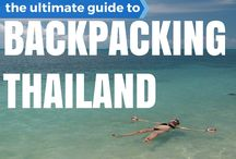 Tips for Backpackers in Thailand / First time or returning visitor, it doesn't matter. Here are some tips for everyone going with a Backpack in Thailand :)