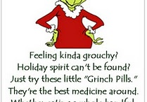 christmas: how the Grinch stole xmas / by NANAB