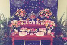 Noivado/Chá/Casamento