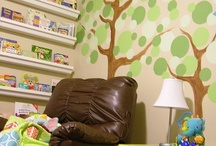 cute kid's rooms / by Tiffany Price