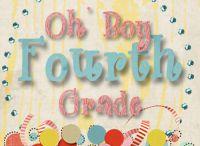 Fabulous 4th Grade / by Mrs. Krueger