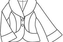 Kleding - jassen, jasjes en vesten