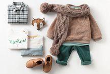 Chłopczyk ubrania