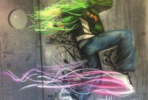 Grafitti, Street Art & Illustration around the world / Grafittis, Street Art & Illustration around the world  #araeducacio #aratattoo #streetart #grafitti #urbanArt #art #Barcelona #World #illustration #design http://araeducacio.com/
