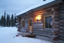 Like to live in.... / Beautyfull Log-cabins!