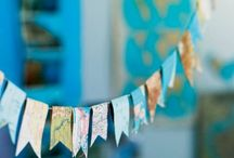 garland and bunting / by Susan Gibb