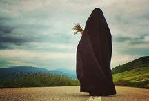 • | Muslim women :