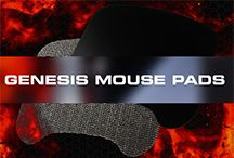 Genesis Mouse Pads / Genesis Mouse Pads