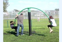Yates Playground / Yates Playgrounds specialise in childrens playgrounds, designing, manufacturing and installing play equipment for toddlers through to teenagers. Working for many contractors including Local Authority, Leisure and Education establishments we can supply you with safe and durable roundabouts, seesaws, rocking horses, swings, playground springers, slides, fun trails and much much more.