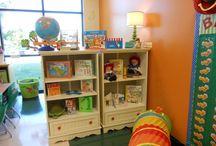 Classroom Set-Up / by Lauren Holloway