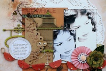 Scrapbooking / by Bonnie Holubetz