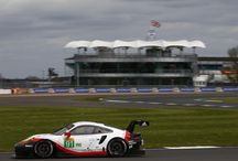 6 Horas de Silverstone, categoría GTE-Pro y GTE-Am / El nuevo Porsche 911 RSR consigue un podio en su primera temporada, durante las 6 Horas de Silverstone.