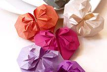 Origami / Cuori