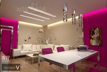 Interior Designs / by Vida Mokhtari