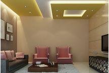 Plafond Design / Faux plafond / Plafond décoratif, faux plafond, plafond suspendu, plafond design.