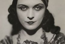 Pola Negri / Photos of the silent film beauty Pola Negri. Read my review of The Spanish Dancer at http://prettycleverfilms.com/2012/11/21/review-the-spanish-dancer-1923/.