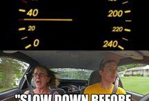 Driving Humor