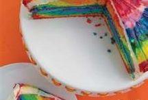 Food ~ rainbows