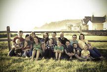 The Humphrey Family / by Sarah Humphrey