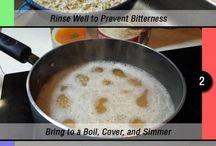 Cooking Tips / by Birgit Buchanan