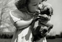 Vintage Photos / Vintage photographs that I find either interesting or beautiful... / by Jill Gray