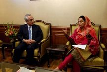 Meeting HE Mr. Kenji Hiramatsu, Ambassador of Japan to India