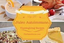 AIP Thanksgiving Recipes