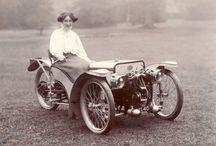 Morgan 3 wheeler  -  in the beginning.....