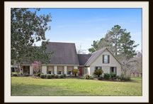 Homes for Sale in Acadiana / Looking for a new home?  Lafayette, LA has been voted as one of the top places to live in the United States! / by Charlotte Ducote