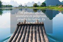 nuestros viajes y viajeros