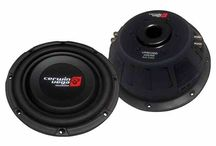 Cerwin-Vega Mobile Vega Pro Shallow Subwoofers / #WooferWED made for car tuners in mind AND limited space vehicles! These #cerwinvegamobile VEGA PRO shallow mount subs still pack the #boom the #cerwinvega brand is known for!   VEGA PRO SHALLOW  • Stamped Steel Slim-Mount Frame with Encapsulated Motor • Vented Pole and Heat-Sink Basket For Superior Cooling • Poly-Cotton Spider with Flat Tinsel Wires • Aluminum Heat Dissipation Dust Cap • Unimount Gasket Surround   #carstereo #12volt #caraudio #woofers