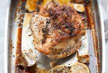 Talking Turkey / Turkey recipes and tips.