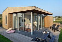 Weekend houses