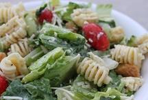 Salads / by Tammy-Robert Hickey