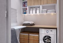 interiour - laundry room