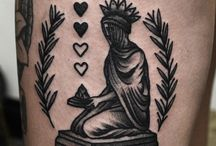 Tattoos / by Urkens Lisa