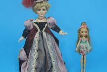 Antique and Collectible Dolls / Antique and Collectible Dolls and Figurines