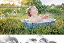 Baby Bath photo (outdoor)