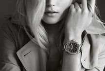 Watches modeling