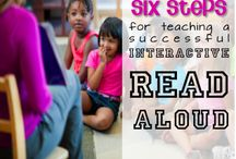 Interactive Read Alouds / by Corey Fries