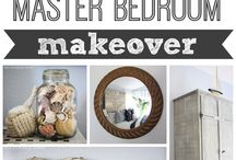 {Master Bedroom Make Over} / by Emily Fankhauser